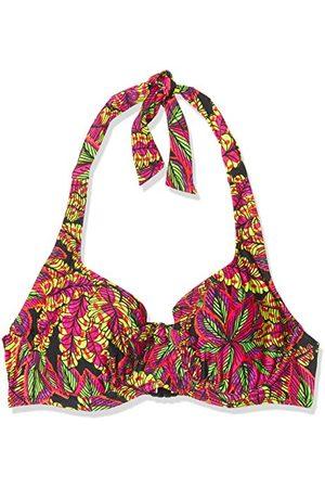 Pour Moi Dames Heatwave haltertop bikini, savannah, 38 NL