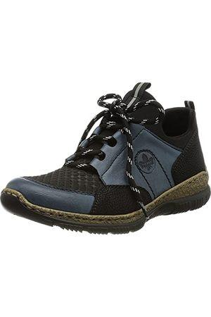 Rieker N3253-14, Sneaker dames 41 EU