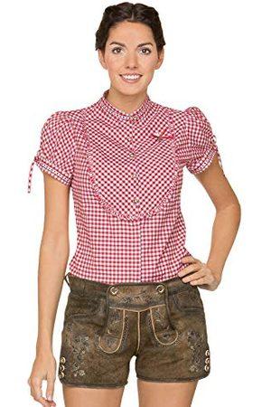 Stockerpoint Damesbroek Rosy leren broek