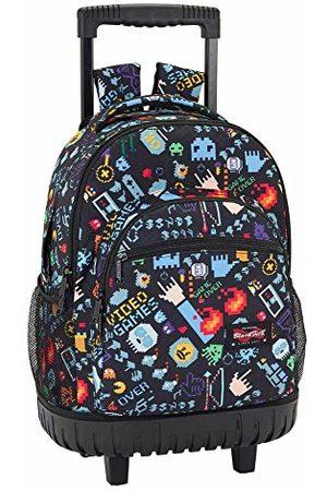 """Blackfit8 Safta schoolrugzak """"Bit"""", officieel gelicentieerd product, /Veelkleurig (multi) - 641842818"""