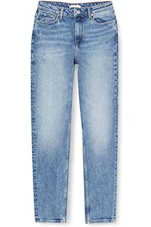 Tommy Hilfiger Gramercy Tapered Hw a Sara Straight Jeans voor dames
