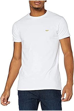 Gianni Kavanagh White Core Medal Tee T-shirt voor heren - - Large
