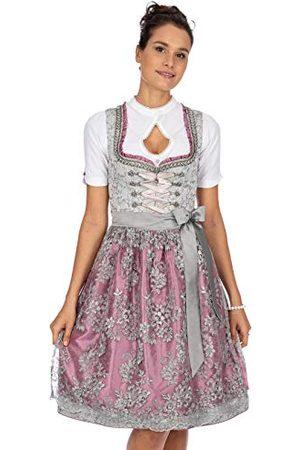 Stockerpoint Dames Jurken - Dames Dirndl Nicole jurk voor speciale gelegenheden.