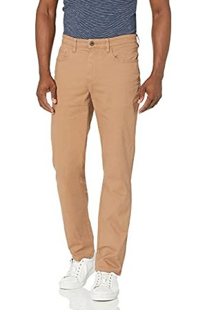 Goodthreads Heren Standaard Straight-Fit 5-Pocket Chino, Khaki, 38W x 34L