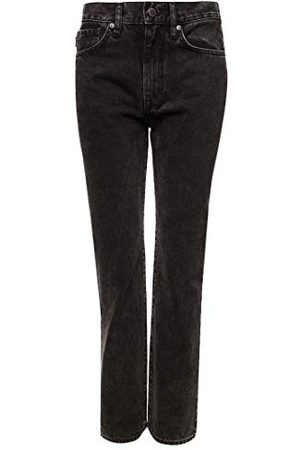 Superdry High Rise Straight Jeans voor dames