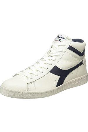 Diadora Dames Game L High Waxed Hi-Top Sneakers, C5262 Kaspische Zee, 43 EU