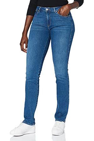 Wrangler Dames Straight Jeans