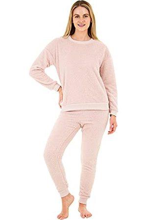 Sleepdown Teddy Fleece Pyjama voor dames