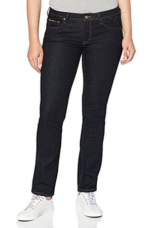 Tommy Hilfiger Dames Mid Rise Sandy Straight Jeans