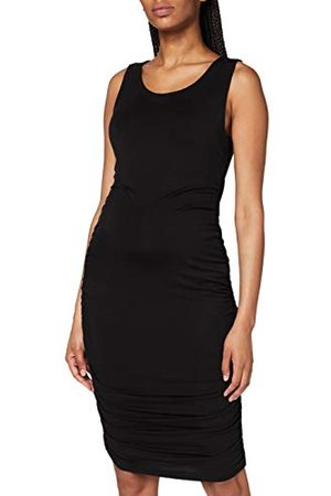Cake Maternity Bodycon-jurk voor dames, mouwloos, maternity