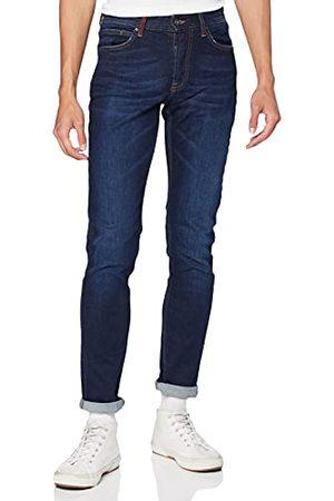 HKT BY HACKETT Heren Straight - Heren Hkt Core Rns Wsh Denim Straight Jeans