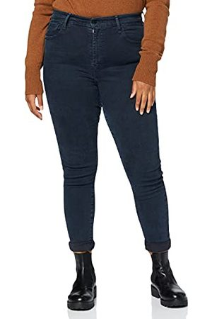 Levi's Womens Mile High Super Skinny Jeans, Bruised Heart, 2628