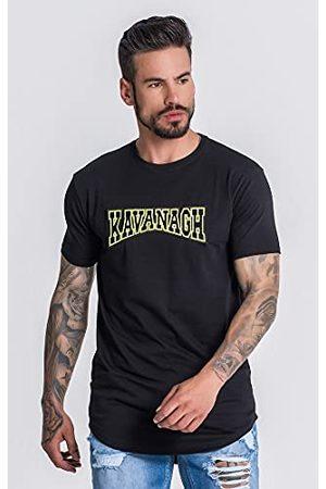 Gianni Kavanagh Black Major League T-shirt voor heren