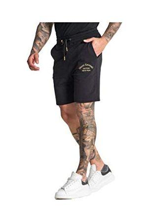 Gianni Kavanagh Black Couture Core Shorts voor heren