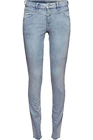 Esprit Dames 041EE1B330 Jeans, 904/BLUE gebleekt, 28