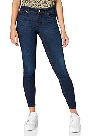 VERO MODA VMLUX MR Slim RI347 GA NOOS Jeans, Dark Blue Denim, XS/30