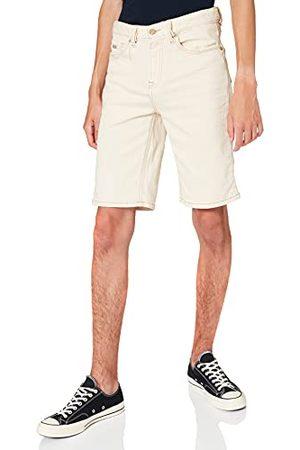 Springfield Bermuda Denim Reg Tron Shorts voor heren