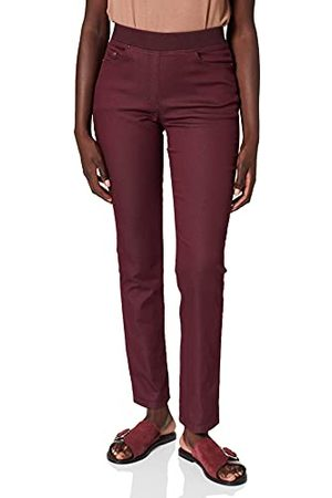 Brax Pamina Slim Jeans voor dames - rood - 38 (Taille fabricant: 36K)
