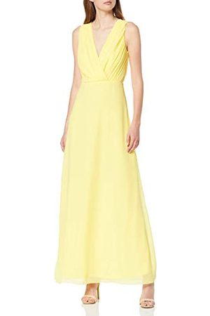 VILA Dames Vialli S/L Maxi Dress/Dc jurk