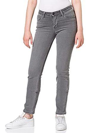 Lee Marion Straight Jeans voor dames.