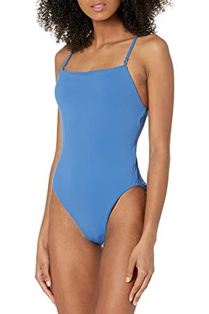 Seafolly Dames Square Neck Maillot Badpak