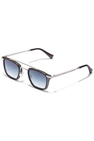 Hawkers Unisex Rushhour zonnebril, Plata, één maat (5 stuks)
