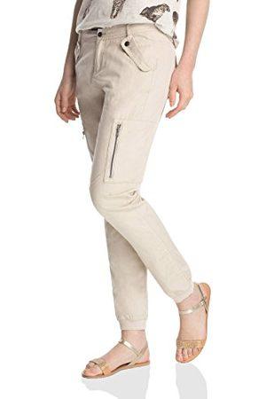 Esprit Damesbroek linen patch