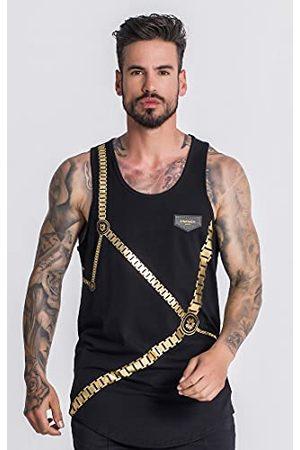 Gianni Kavanagh Zwart (Black Forever More Vest Heren)