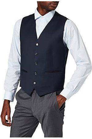 Daniel Hechter Heren Waistcoat Nos Shape kostuumvest, (navy 680), 54