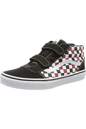 Vans VN0A5HZ99AT1, Mid-Top Trainers Unisex-Kind 33 EU