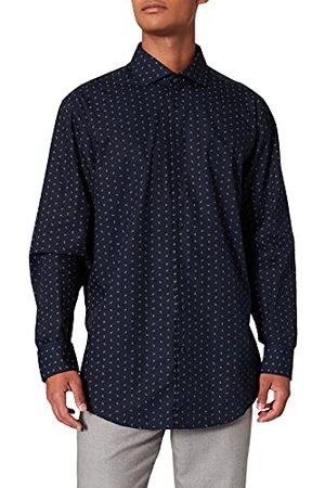 Seidensticker Zakelijk overhemd voor heren, meerkleurig ( 64), 41