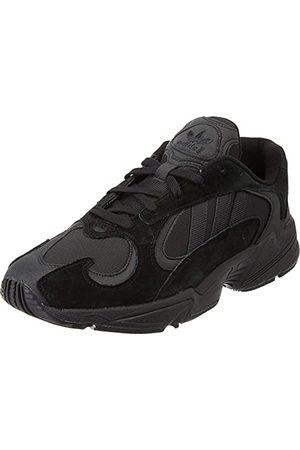 adidas Heren Yung-1 fitnessschoenen, Noir Gris Carbone, 47 1/3 EU