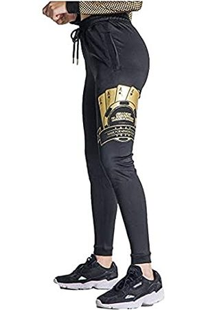 Gianni Kavanagh Black Lucky Fever Joggers Track Pants voor dames