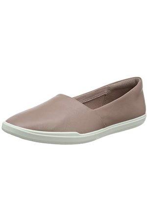 Ecco Simpil Loafer Slipper voor dames, Woodrose, 36 EU