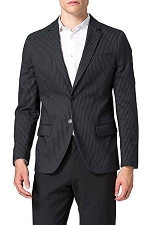 Scotch&Soda Heren Classic Single -Breasted Yd gerecycled polyester blazer