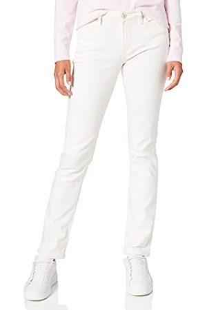 Tommy Hilfiger Dames Th Soft Rome Straight Rw Ecru Jeans