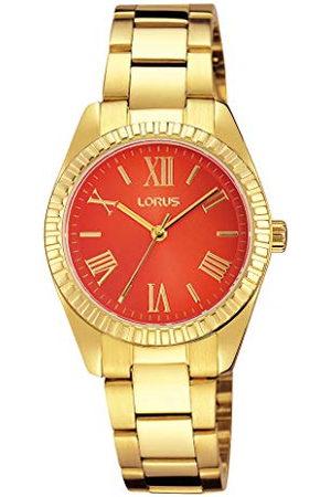 Lorus Womens Analoog Klassiek Quartz Horloge met RVS Band RG232KX9