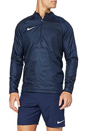 Nike Heren Shield Academy18 Football Drill Top Jacket, (obsidiaan/ ), 2XL