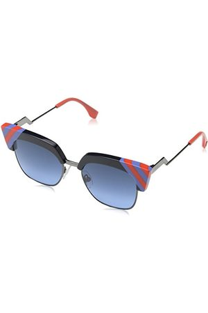 Fendi Zonnebril FF 0241/S PJP08 Cateye zonnebril 50, meerkleurig