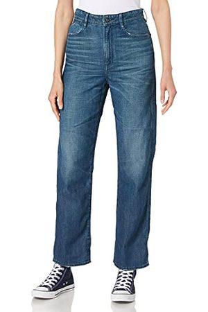 G-Star Raw Dames Tedie Ultra High Waist Straight Jeans