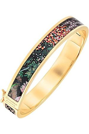 Christian Lacroix Damesarmband, messing, verguld, motief X16280DS, maat Small