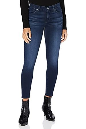 7 for all Mankind Dames The Crop Skinny Jeans