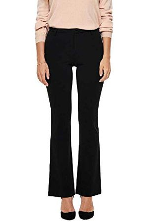ONLY Dames Onlrocky Mid Flared Pant Noos broek