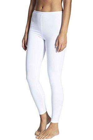 Calida Dames Natural Comfort Slip, (Weiss 001), S