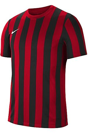 Nike Heren Striped Division Iv Jersey S/S T-shirt