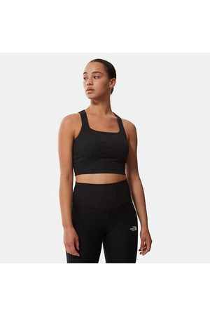 TheNorthFace The North Face Active Trail Ruby Hill-geribde Tanktop Voor Dames Tnf Black Größe L Dame
