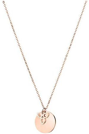 Tamaris Halsketting Roestvrij staal rosé TJ-0021-N-45
