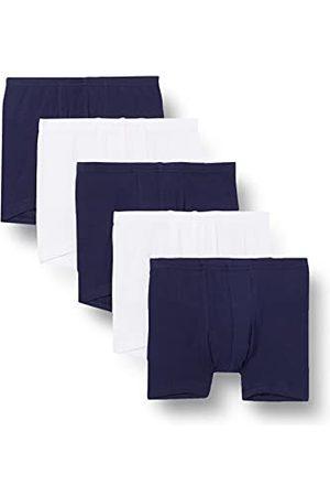 Schiesser Kinderonderbroeken voor jongens, pak van 5 stuks, 95/5 organisch katoen