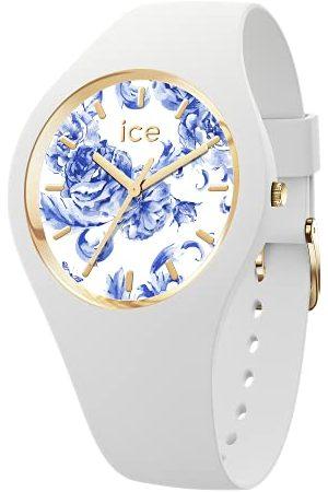 Ice-Watch Dameshorloge, analoog, kwarts, met siliconen armband, 019227