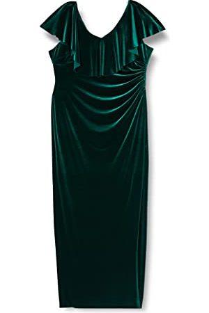 Gina Bacconi Dames Lange jurken - Fluwelen maxi-jurk voor dames